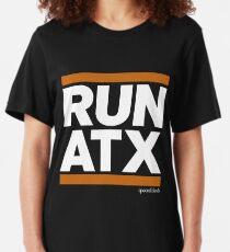 Run Austin ATX Slim Fit T-Shirt