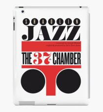 SHAOLIN JAZZ - Shapes iPad Case/Skin
