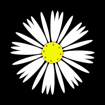 Daisy Design Flower by cmphotographs