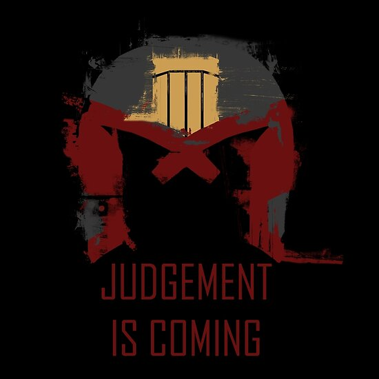 Judgement is coming  by WillboBaggins