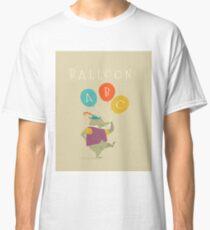 Balloon ABC Classic T-Shirt