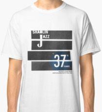 SHAOLIN JAZZ - Bones Classic T-Shirt