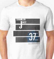 SHAOLIN JAZZ - Bones Unisex T-Shirt