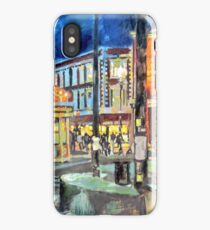 Harvard Square iPhone Case/Skin