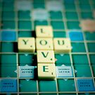 Love You Scrabble. by eyeshoot
