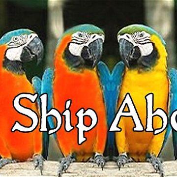 Ship Ahoy Matey! by ayemagine