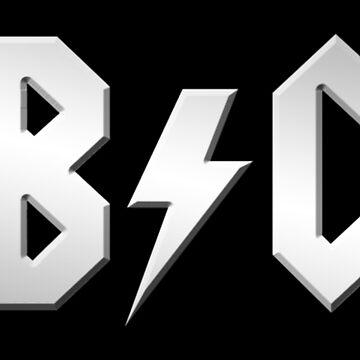 AB/CD (white on black) by haberdasher92