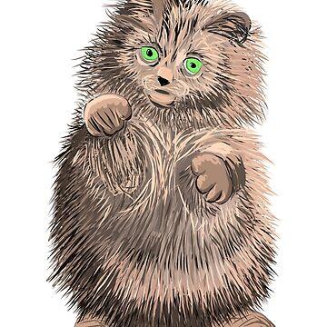 Cute Cat by niry