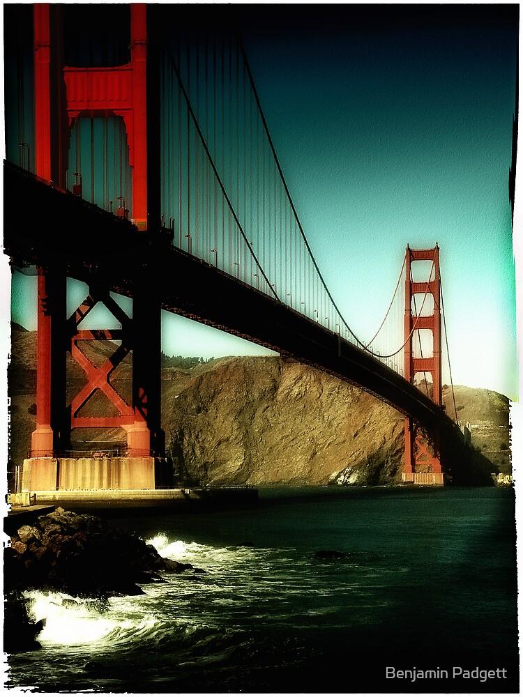 Golden Gate Edge by Benjamin Padgett