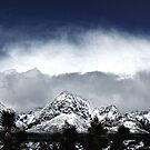 Red Rock Snow, Panoramic No. 4 by Benjamin Padgett