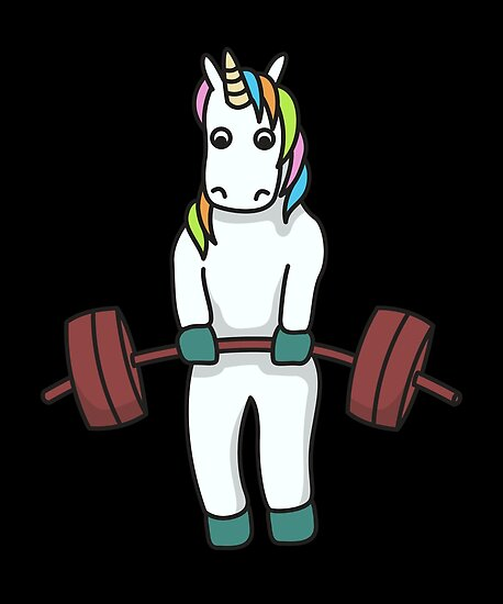 Unicorn Fitness Weight Dumbbell