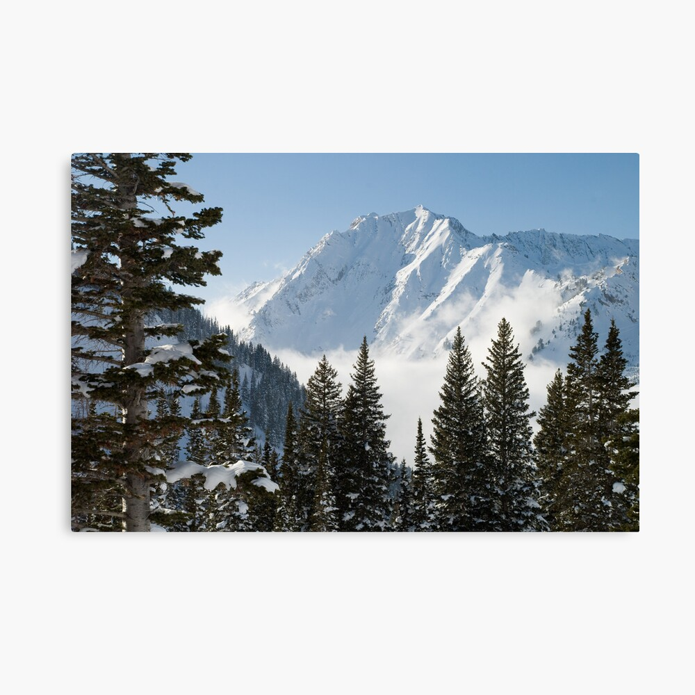 Mt. Superior Canvas Print