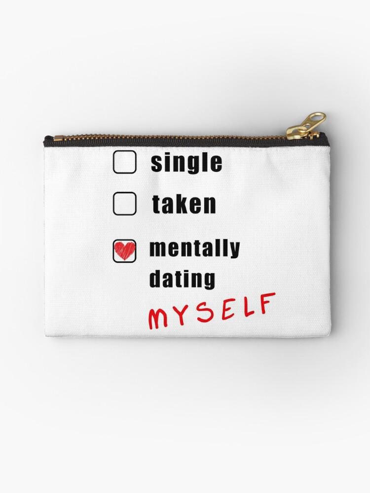Dating myself ideas