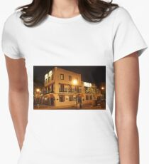 Romantic Wilmington Womens Fitted T-Shirt