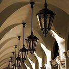 San Marco Arcade by Benjamin Padgett
