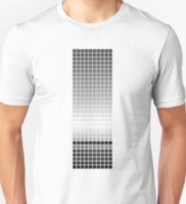 Horizon - Black & White Unisex T-Shirt
