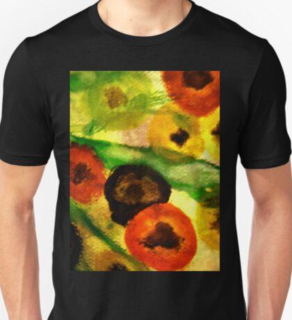 Mixed Poppies T-Shirt