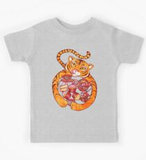 The Tiger Who Came To Tee Kids Clothes