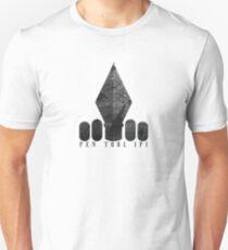 Pen Tool Unisex T-Shirt