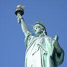 Statue of Liberty by Paul Gibbons