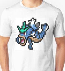 Pokemon 8-Bit Pixel Gyarados 130 Unisex T-Shirt