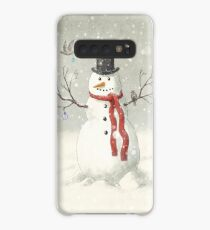 Snowman Case/Skin for Samsung Galaxy