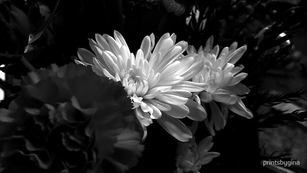 Floral Arrangement 2 by printsbygina