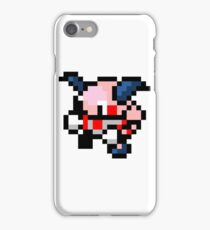 Pokemon 8-Bit Pixel Mr. Mime 122 iPhone Case/Skin