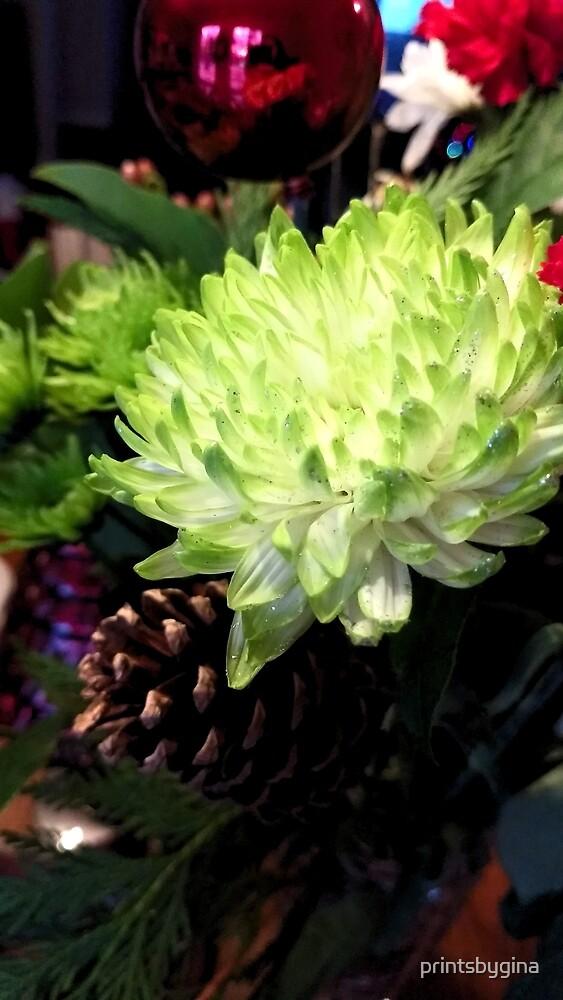 Floral Arrangement 3 by printsbygina