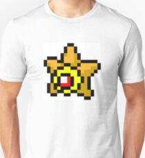 Pokemon 8-Bit Pixel Staryu 120 T-Shirt