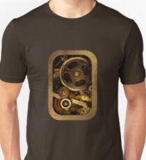 Mechanical Heart - Steampunk Unisex T-Shirt