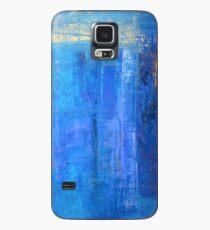 Blue 12 Case/Skin for Samsung Galaxy