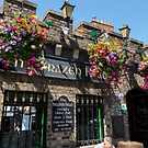 The Brazen Head Pub, Oldest in Ireland by DARRIN ALDRIDGE