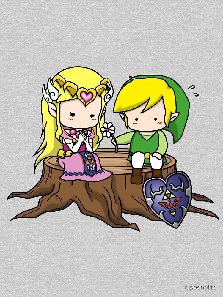 Zelda X Link de nipponolife