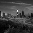 Perth Cityscape by sue shaw