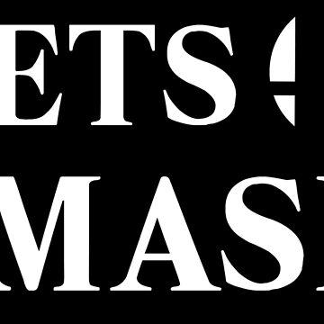 Let's Smash by KORDesigns