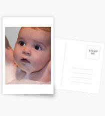 Postales Baby Bath