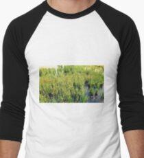 Wild Natural Beauty Men's Baseball ¾ T-Shirt