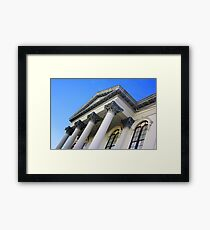 Gothic architecture Framed Print