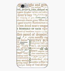 Shakespeares Insults Collection - überarbeitete Auflage (von incognita) iPhone-Hülle & Cover