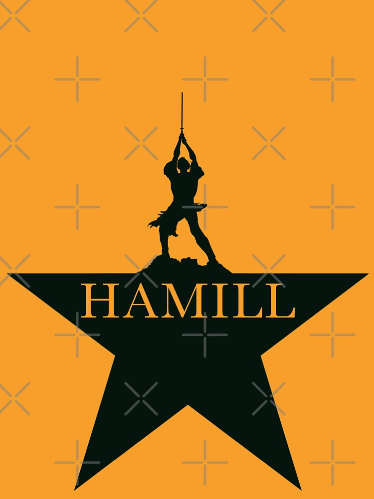 HAMILLTON - Star Wars Hamilton Mashup by BartsGeekGifts