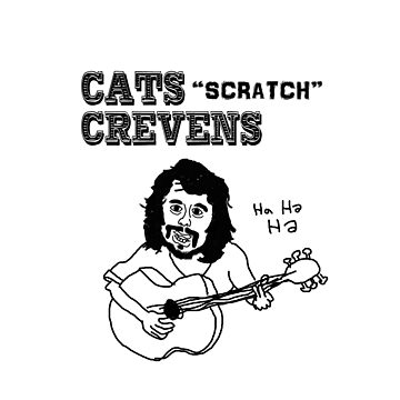 CATS CREVENS - musical artist portrait by VelcroFathoms