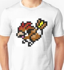 Pokemon 8-Bit Pixel Pidgeotto 017 T-Shirt