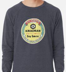 Kikkoman Sojasauce Leichtes Sweatshirt