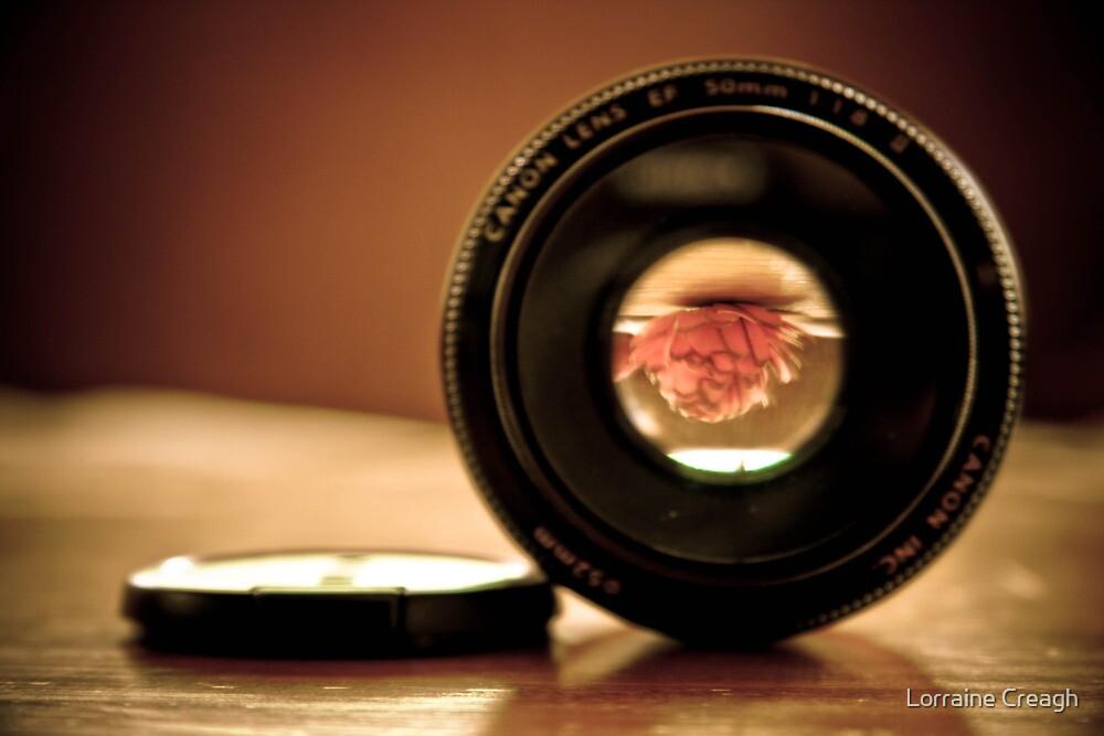 Lens through Lens by Lorraine Creagh
