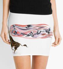 Keeper of Skies I Mini Skirt