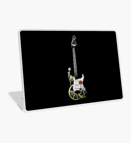 steam powered music Laptop Skin