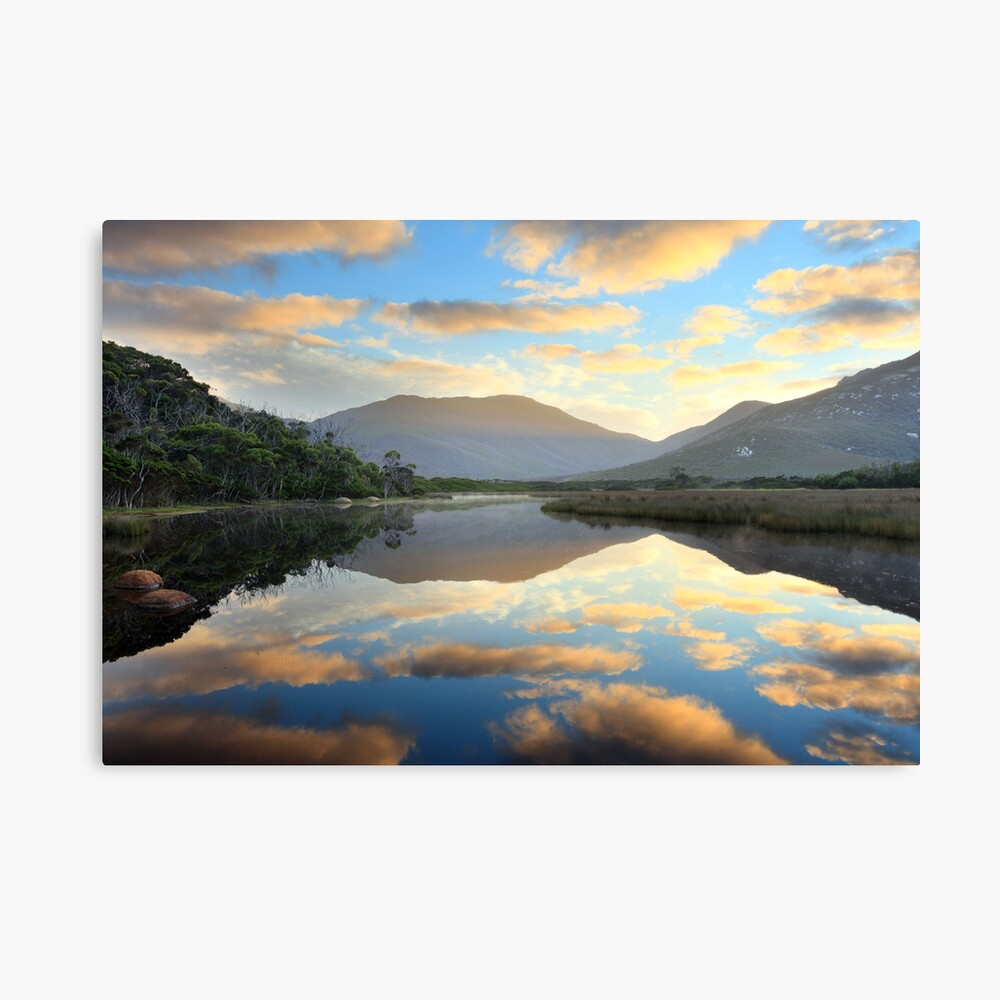 Tidal River Awakens, Wilsons Promontory, Victoria, Australia Canvas Print