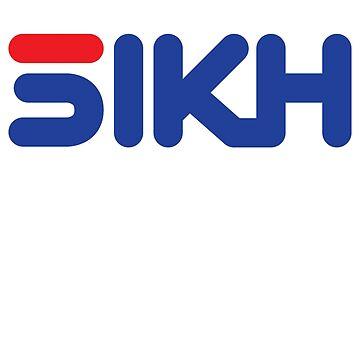 SIKH Sports Parody Streetwear, Punjabi, Sikhism, Punjab, Indian, Desi, Panjab, Funny T-shirt by prezziefactory