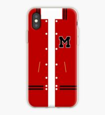 Glee Football Jacket iPhone Case
